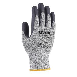 Uvex Unidur 6649 Cut Protection Glove Cut 3 Size 9 Pair