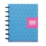 Telethon Kids Institute ARC Poly Notebook A5 Blue
