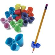 Pencil Grips Plus Writing Claw Pencil Grip Small Assorted Colours Pack Of 6