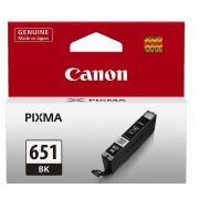 Canon PIXMA CLI-651BK Black Ink Cartridge