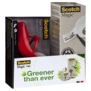 Scotch 900/Shoe Dispenser Bundle Pack X9 Rolls