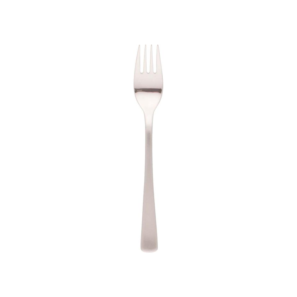 Tablekraft Panama Stainless Steel Dessert Fork Box 12