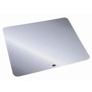 3M Precise Mouse Pad  Repositionable Adhesive Backing Black