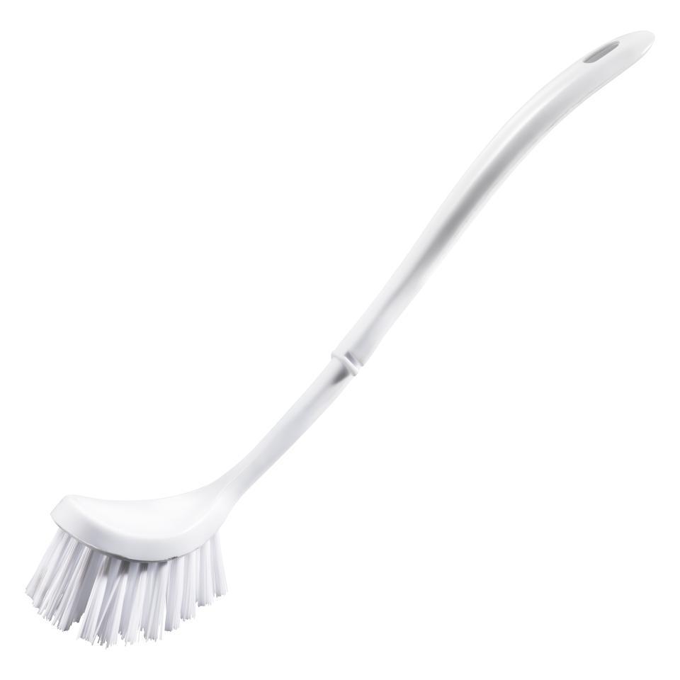 Oates B-12301 Toilet Brush Poly Fill White
