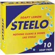 Steelo Soap 10S 07163 Bx10