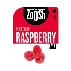 Zoosh Raspberry Jam Portion Control 13.6g Box 50