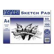 Jasart Sketch Pad A4 100 Page