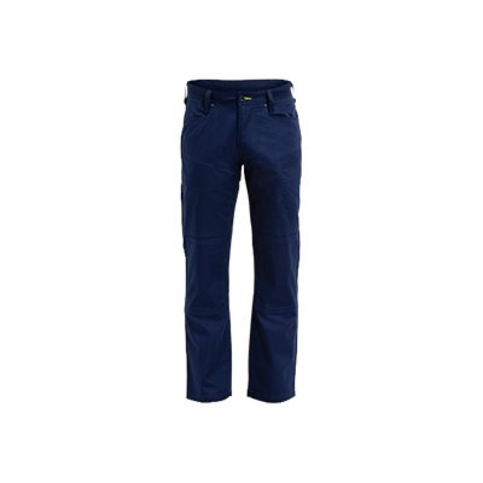Bisley X Airflow Ripstop Vented Work Pants Navy Size 82R Each