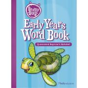 Brainy Bug Early Years Word Book Qld