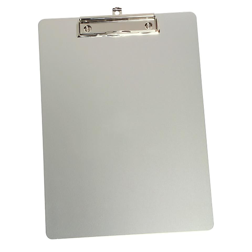 Marbig Clipboard A4 Aluminium Metal
