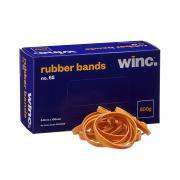 Winc Rubber Bands No. 65 500g