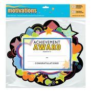 Tecno Papers Stars Certificate Award Kit