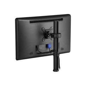 Spacedec SD-DP-420 Single Monitor Donut Pole Mount