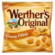 Werther's Original Cream Candies Creamy Filling 125g