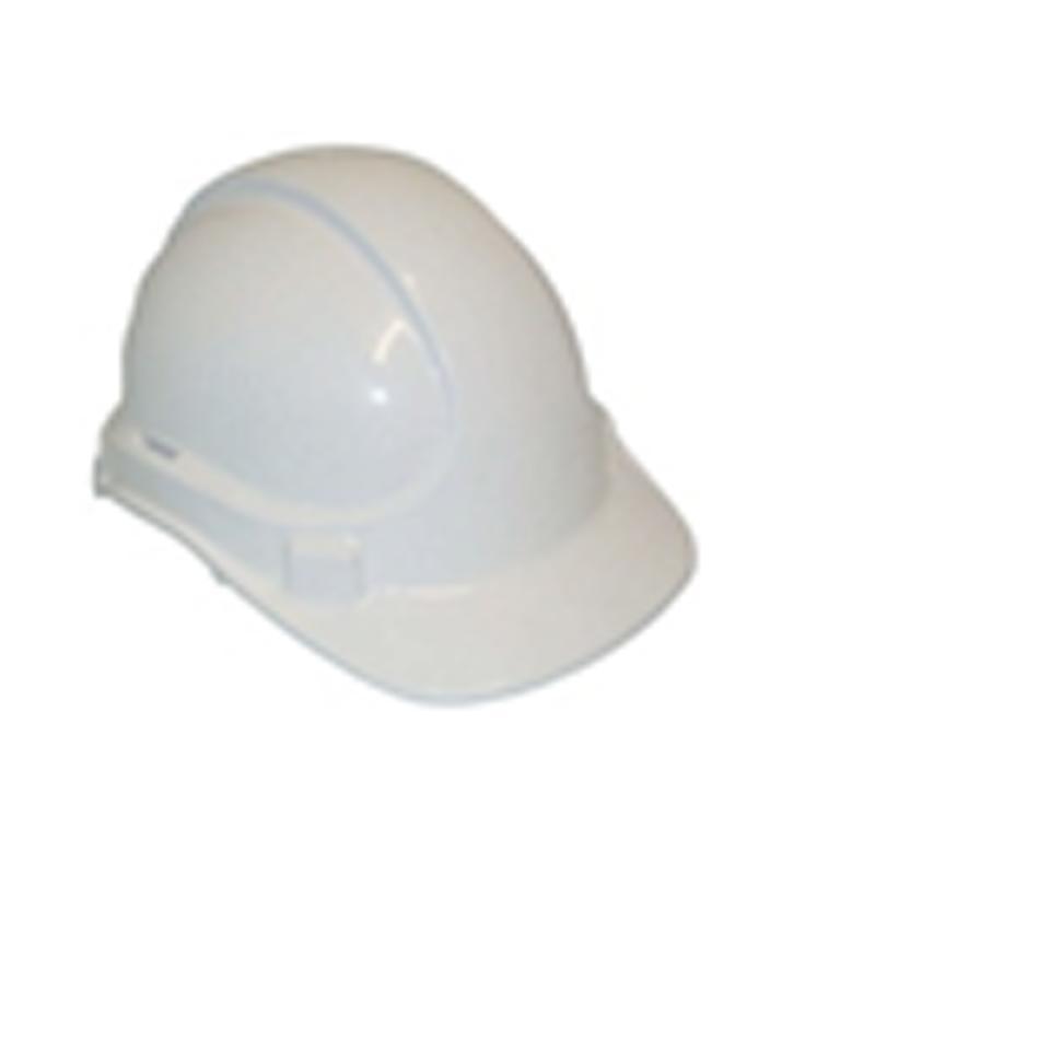 Unilite Cap Hard Hat Abs White