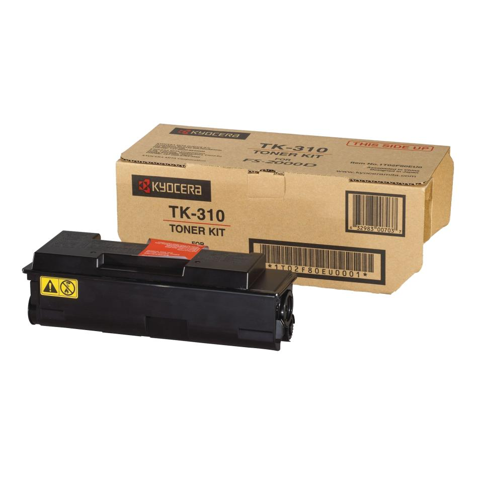 Kyocera TK-310 Black Toner Kit