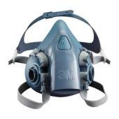 3M 7502B Half Face Reusable Respirator 7500 Series Medium