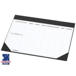 Cumberland Business Desk Mat With Refillable Calendar Sheet 455X580mm