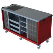 Gilkon Makerspace Robotics Mobile Storage/recharge Centre 900mm
