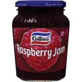 Cottees Conserve Raspberry Jam 500g