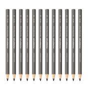 Staedtler Maxi Learner Graphite Pencil 6B Box 12