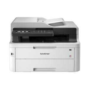 Brother Mfc-l3745cdw Wireless Colour Led Multi-function Printer