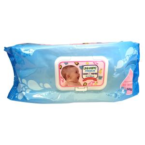 Universal Baby Wipe 2022-12 Premium Unscented Pack 80