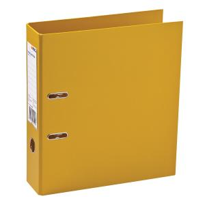 Winc Lever Arch File PP A4 Yellow