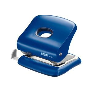Jasco Rapid S30 2Hole Punch General Large 30 Capacity Blue