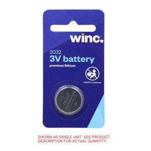 Winc CR2032 3V Premium Lithium Coin Battery Box 12
