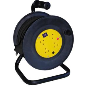 Staples Extension Cord Winding Reel 15m