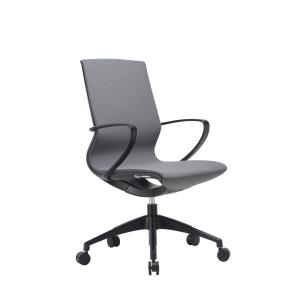 Winc Astute Affinity Mesh Chair Weight Balanced Grey