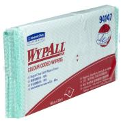 Wypall 94147 Extra Wipers 60cmx30cm Green Pack 20