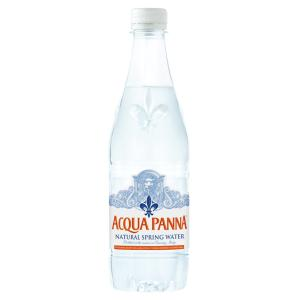 Acqua Panna Natural Still Mineral Water 500ml Pet Carton 24