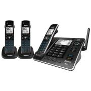 Uniden XDECT 8355 + 2 Extended Digital Phone Answering System + 2 Additional Cordless Phone Handsets