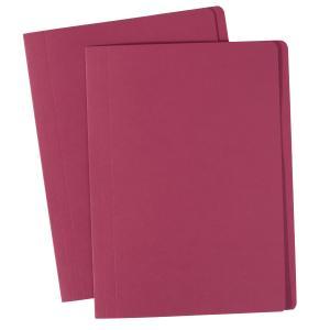 avery red manilla folder a4 320 x 241 mm 20 folders winc