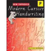 New Improved Modern Cursive Handwriting Vic Prep
