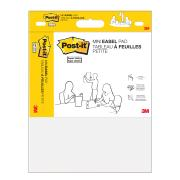 Post-it 577ss Mini Easel Pad 381mm X 457mm White