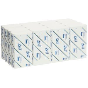 Scott 4457 Optimum 305 x 210mm White 150 Towels Pack Carton 16