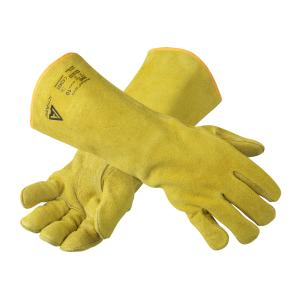 Ansell Activarmr 43-216 Leather Mig And Stick Welding Gauntlet Glove