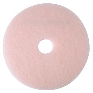 3M 3600 Eraser Burnishing Pads Pink 50cm Each