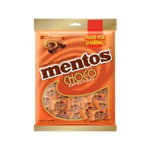 Mentos Choco Caramel Individually Wrapped 420g