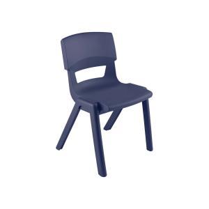 Sebel Postura Max 4 Classroom Chair 380mm Slate