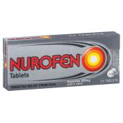 Nurofen Pain Relief Tablets Pack of 24