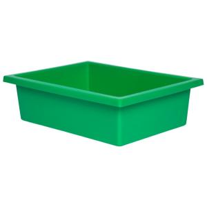Elizabeth Richards Plastic Tote Tray 125(h) x 320(w) x 430(d)mm Green