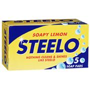 Steelo 07171 Stainless Soap Pads 5S