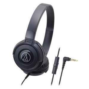 Audio-Technica S100iS S Series Street Headphones - Black