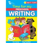 Time For My Preschool Writinghunter & Passfield