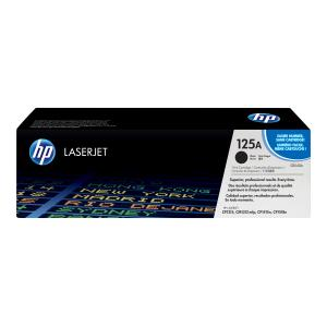 HP LaserJet 125A Black Toner Cartridge - CB540AD - 2-Pack