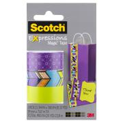Scotch Expressions Magic Tape C214-3Pk-418 19mm X 7.62m Ea 3Pk